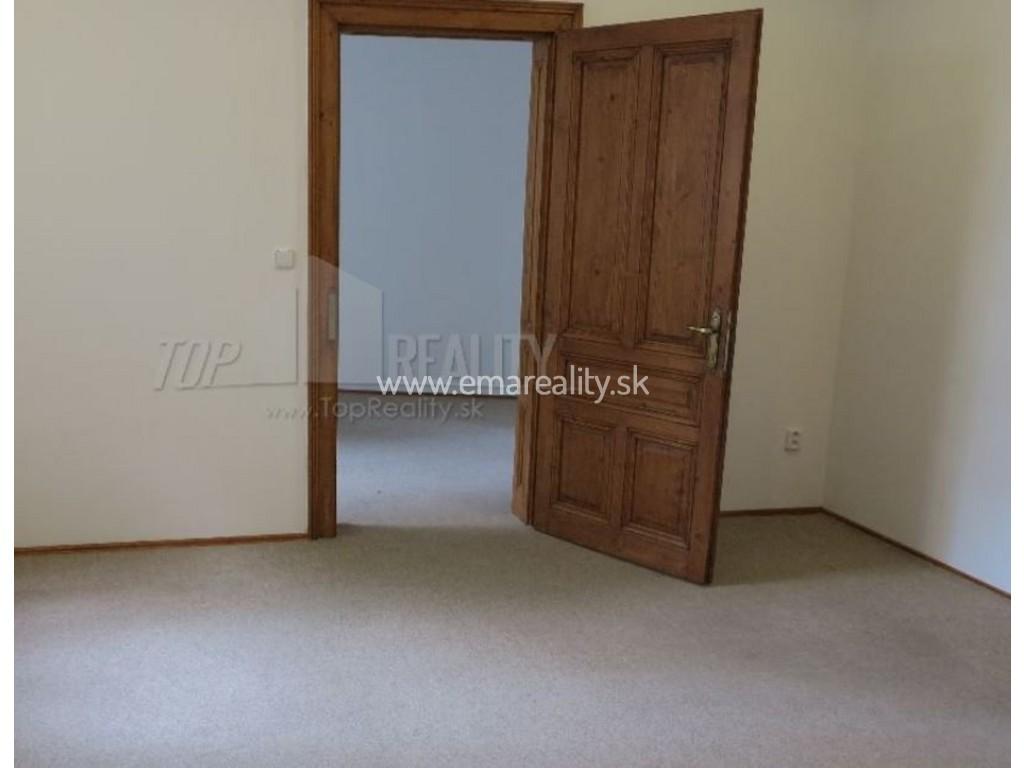 Na prenájom 80 m2 aj 60 m2