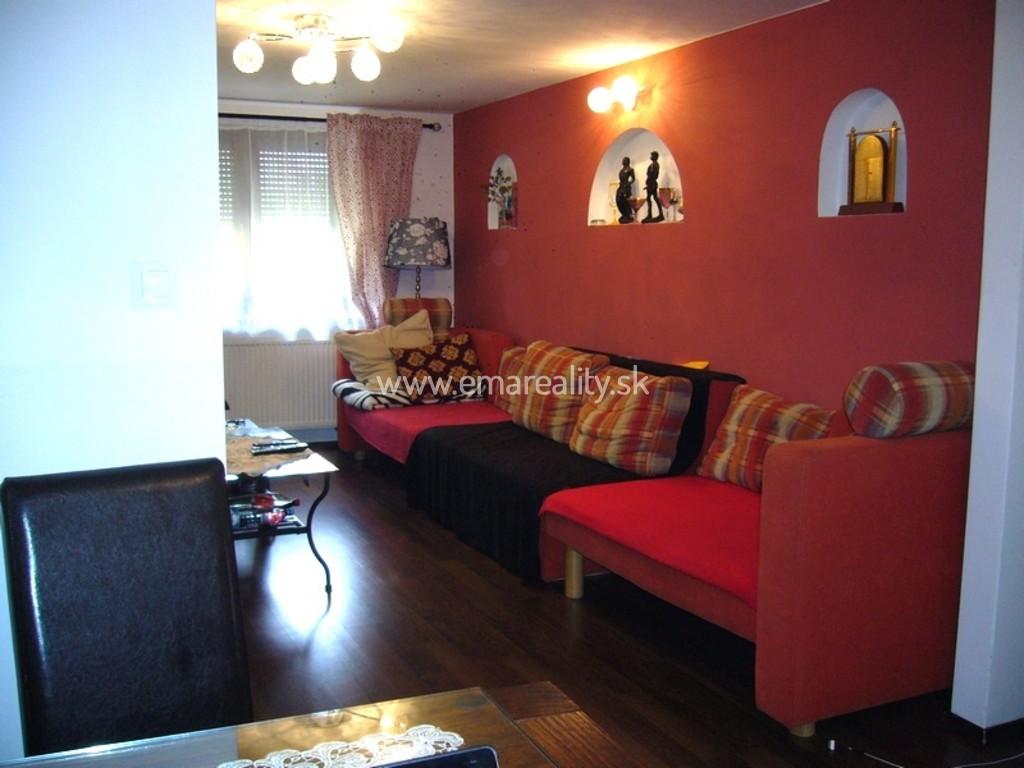 Predaj 4 - izbový rodinný dom v Piešťanoch