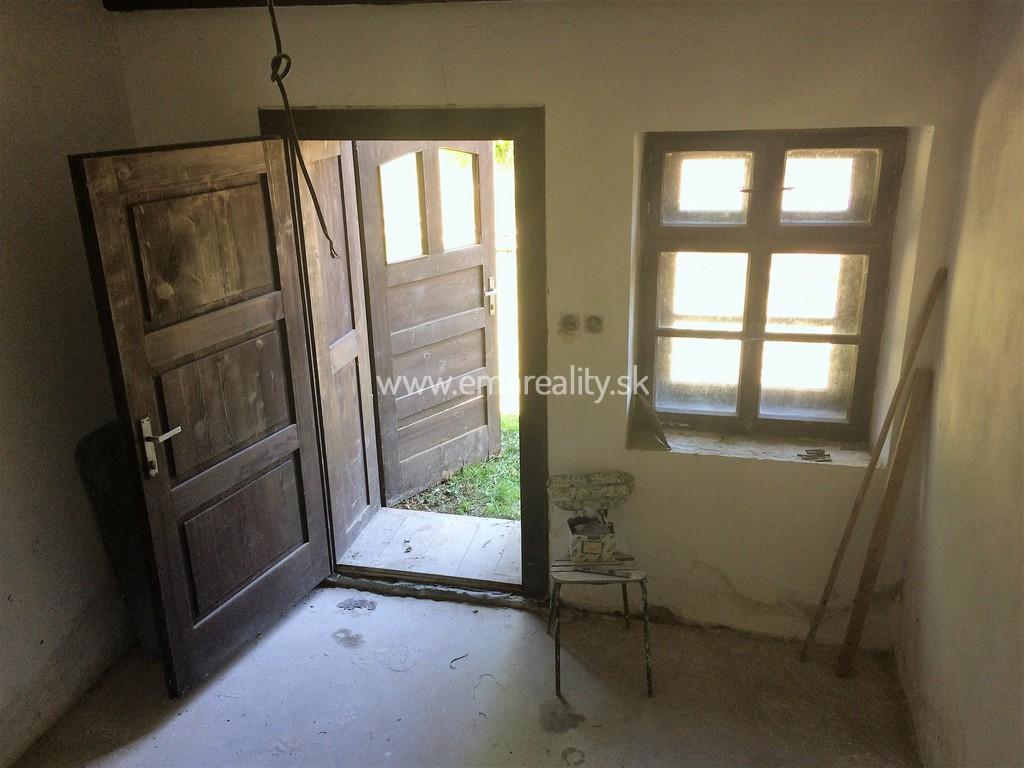 Chalupa v malebnej osade pri Lubina, predaj, výmena