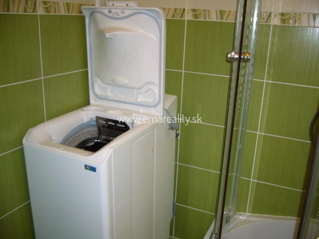 1 izb. byt na dlhodobý nájom 370,- € energiami