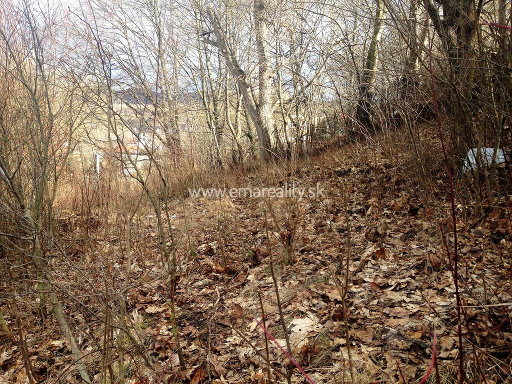 Pozemok ako Záhrada 330 m2,cena: 15 000,- Eur