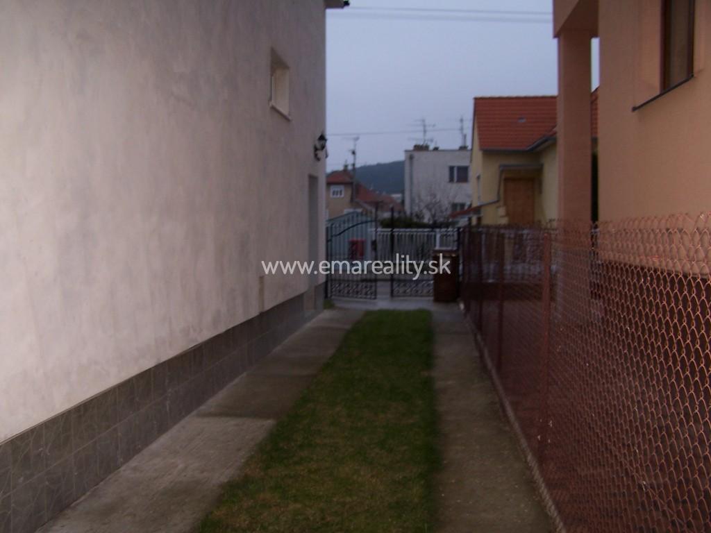 Rodinný dom vo vyhľadávanej lokalite v Piešťanoch